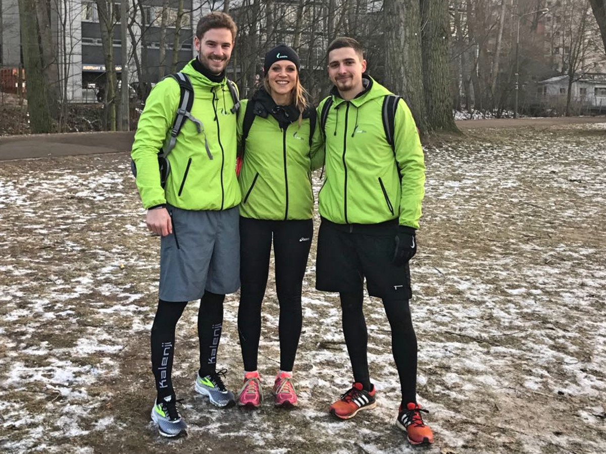 Outdoor Fitness Trainer Nürnberg