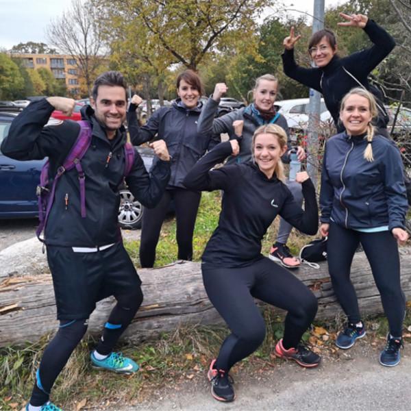 Outdoor Fitness München