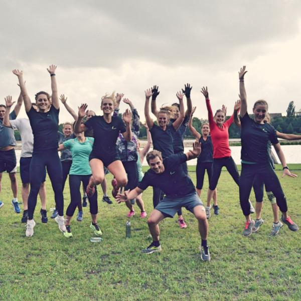 Outdoor Fitness Nürnberg