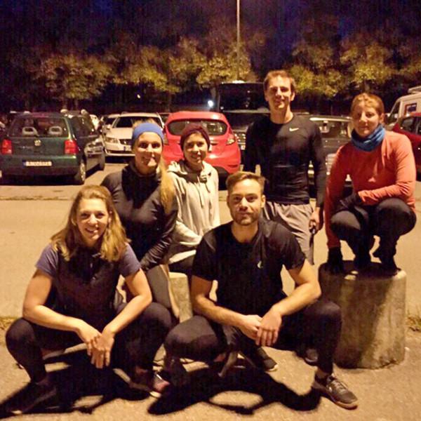 Outdoor Fitness Augsburg