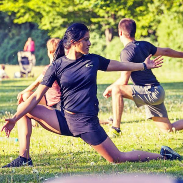 Outdoor Fitness Regensburg
